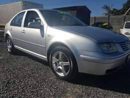 Vw jetta 4 Automatic 1600