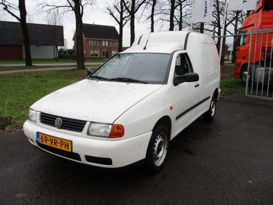 Volkswagen Caddy 47 Kw - 1999