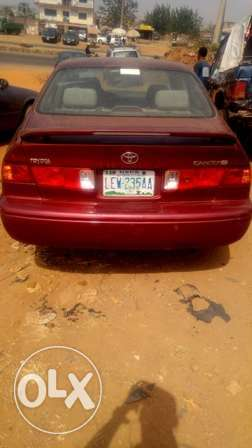 super-clean Toyota camrry Droplight Osogbo - image 1