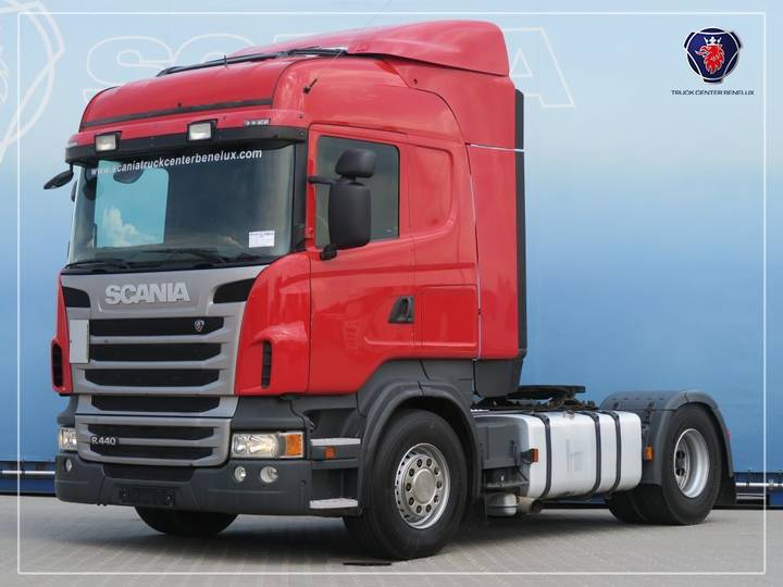 Scania R440 LA4X2MNA | Diff Lock | Retarder - 2012