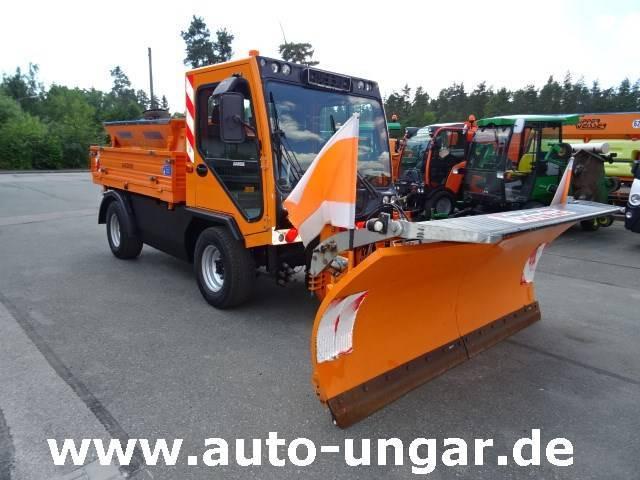 Ladog T1550t 4x4x4 Kipper Winterdienst 60km/h - 2009