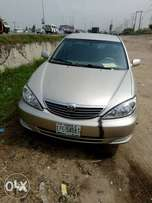 Toyota camry big daddy silver colour for sale