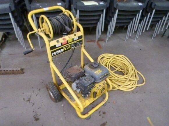 Power Plus POW XG9007 pressure washer for sale by auction