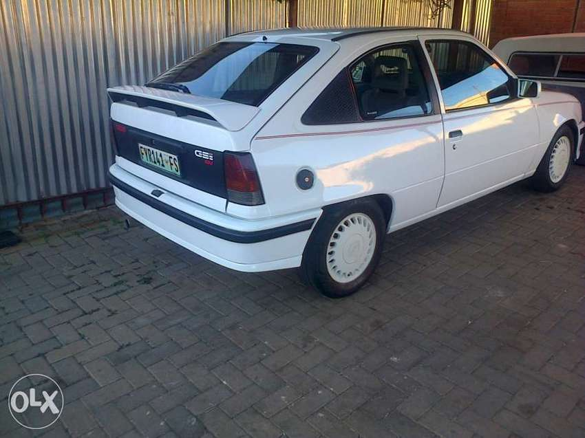 Opel Kadett Gsi 2 0 Boss For Sale Cars Amp Bakkies