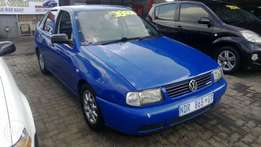 Hi there I'm selling a polo classic 2000 model