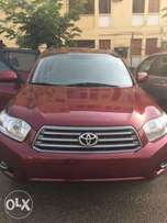 Tokunbo 2010 Highlander for sale