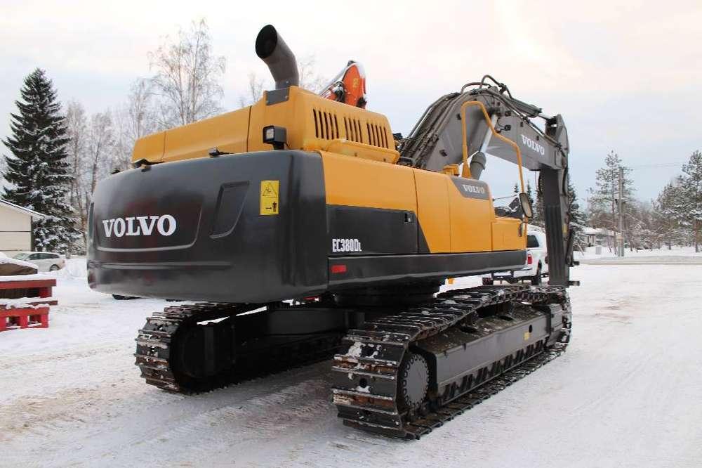 Volvo Ec 380 D L - 2012 - image 6