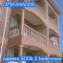 Najeera apartment with 2 bedrooms at 500k