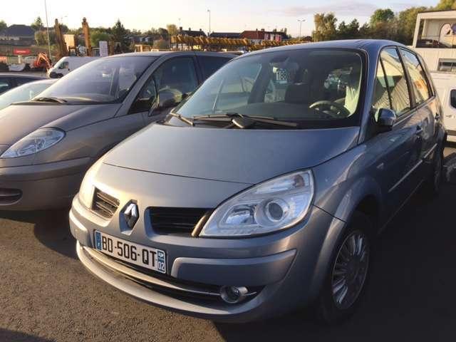 Renault SCENIC 2 probleme boite auto 2 ph 2 dci 130 ch - 2007