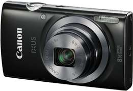 Camera :Canon ixus 160 available.