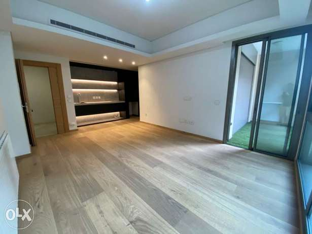 one bedroom with terrace for rent waterfront city dbayeh maten