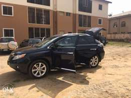 Fully loaded 2010 Lexus RX 350 Up For Grab