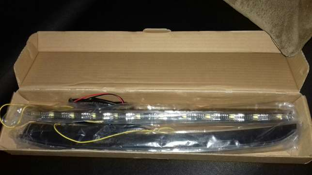 Toyota Mark X long led bumper lights Kampala - image 2