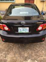 Very well maintained and neatly used Manual Toyota Corolla