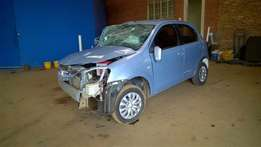 TOYOTA ETIOS 1.5XS 5DR Parts stripping