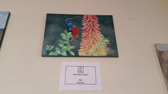 Authentic South African Art Centra Hill - image 1