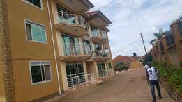 A two bedroom apartment for rent in najjera