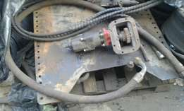 PTO system for 9800 eagle truck