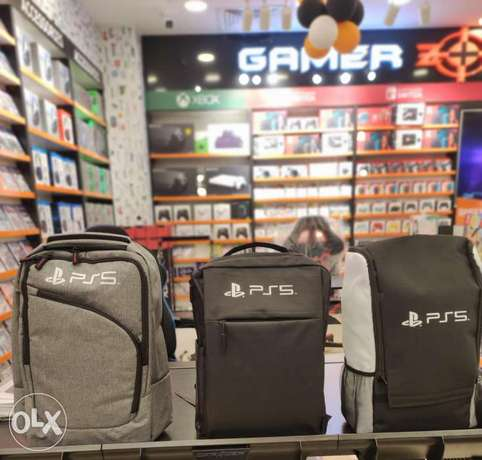 Bags PS5 Available in gamerzone sohar branch