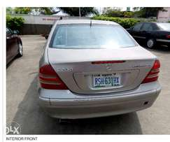 Well maintained Benz c2030