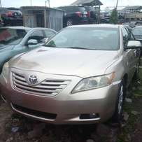 Tincan cleared tokunbo toyota camry 2008 xle fuloption keyless