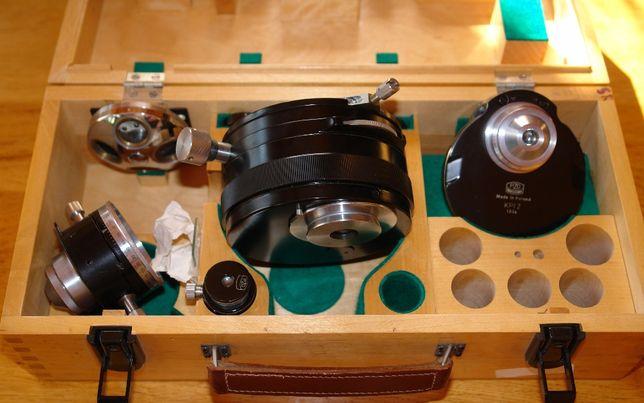 Upi pzo dic mikroskop biolar jak nowy zestaw upi pzo zeiss leica
