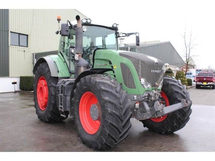 Fendt 939 Vario Profi Plus - 2013