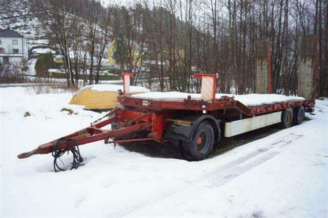 Damm Sooon Expected 2005 3 Axle Hydraulic Ra - 2005