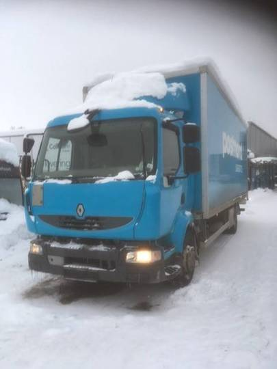 Renault 240.12 Midlum, For Parts - 2008
