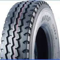 Truck Tyres reduced to clear