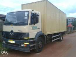 Mercedes cargo truck for sale