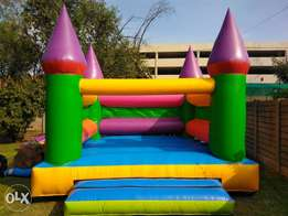 3 X Jumping Castles for sale