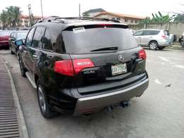 ADORABLE MOTORS: A Buy & Use 08 full option Acura MDX.
