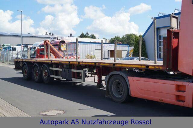 Es-ge 3Vou 18 27.1N LG Ausziehbar Lift und Lenkachse - 2006