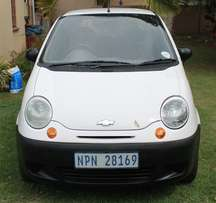 2005 Chevrolet Spark 800cc AS IS R38 000 negotiable