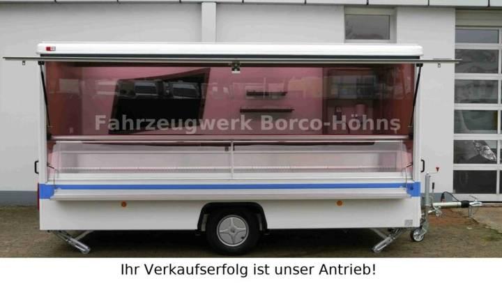 Borco-Höhns Verkaufsanhänger