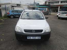 Opel Corsa 1.3 2005 Model,5 Doors factory A/C And C/D Player