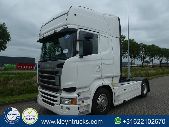 Scania R450 topline,scr only - 2015