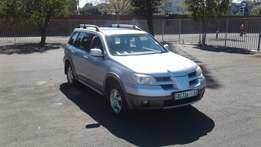 Mitsubishi Outlander 2.4 GLS A/T, 2005; Great condition.