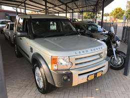 2007 Land Rover Discovery 3 TDI V6 HSE