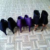 Stiletto Ankle Booties
