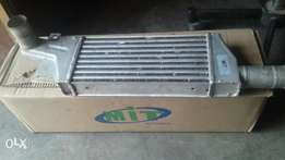 opel corsa Turbo intercooler radiator