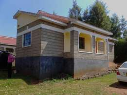Three bedroom bungalow to let in Matasia, Ngong