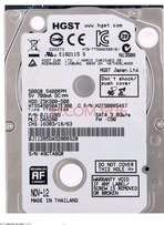500 GB hard disk for laptop