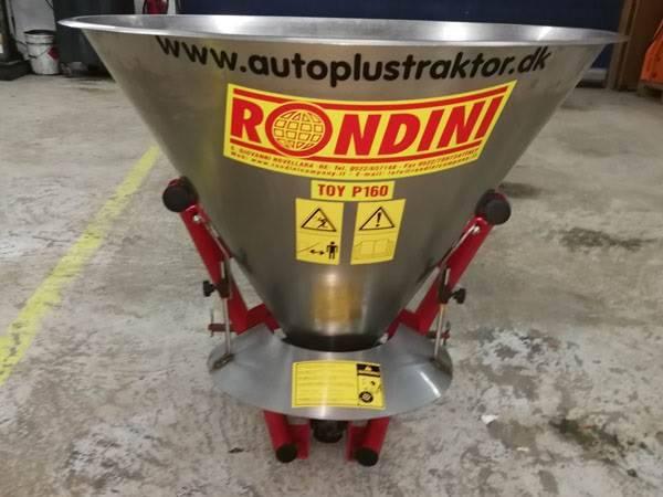 Rondini Toyp 160 Rustfri - 2013