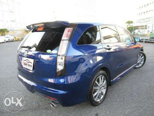 Honda Stream RST blue 2010 model. KCP number Loaded with Alloy rims, Mombasa Island - image 4