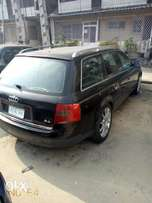 For sale, fairly Nigerian used black audi