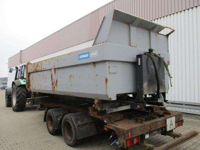 Andere Kippaufbau Zetterbergs Ca. 12m³ Typ Edk10/8 521 D - 2004