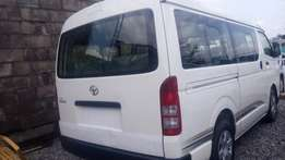 Almost Brand new Toyota Hiace Hummer Bumper