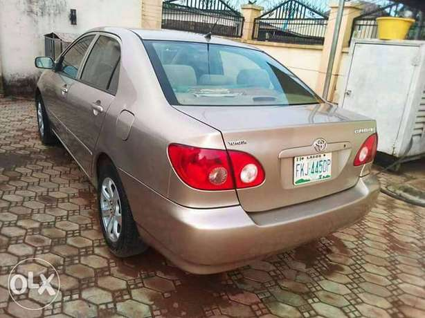 Toyota corolla 2007 model Clean and lovely ride. You will love it Agege - image 7